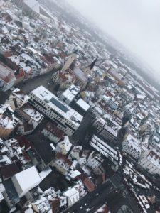 Hubschrauber Rundflug über Ingolstadt